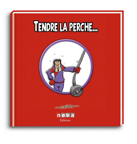 C�no dessinateur - Tendre la perche