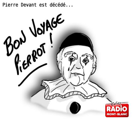 Céno Dessinateur - La Babole : Pierre Devant, fondateur des Scouts, est décédé